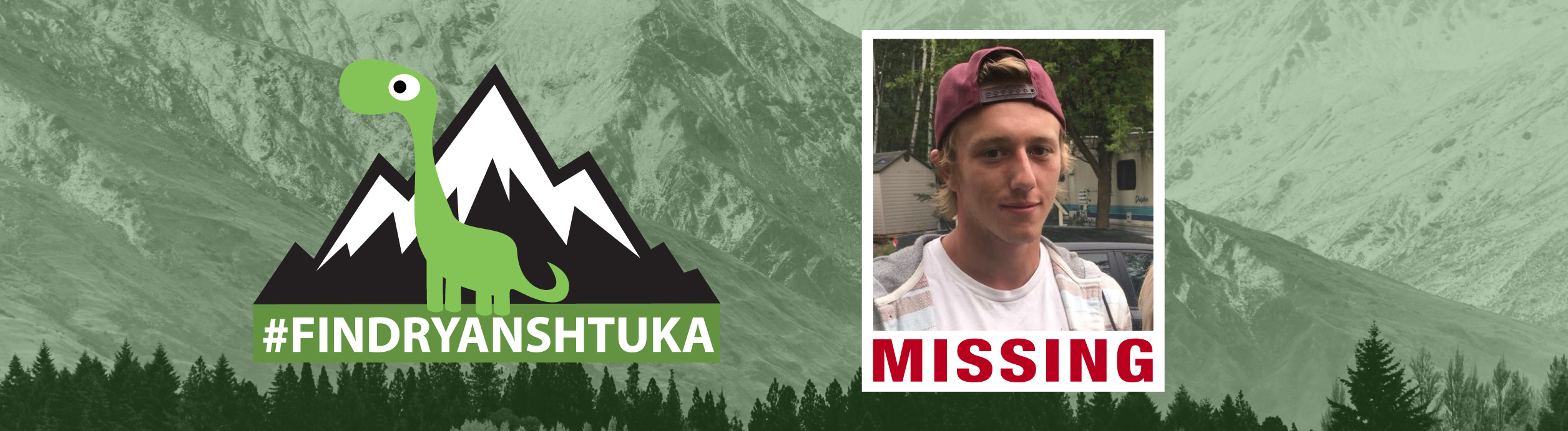 MISSING: RYAN SHTUKA